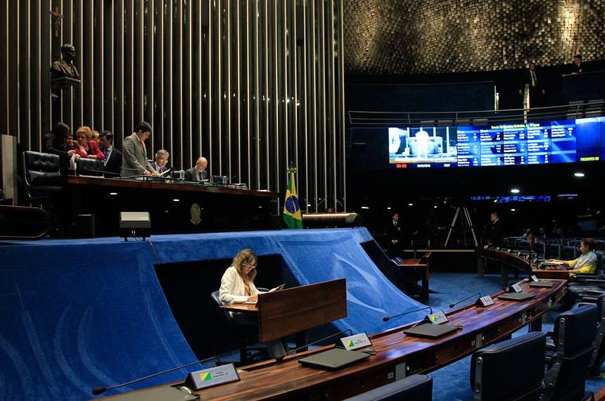 Adesão do Brasil a instituto internacional sobre democracia é aprovada