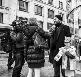 Jornalista ou ativista: é importante traçar a linha em tempos de crise e na era digital?