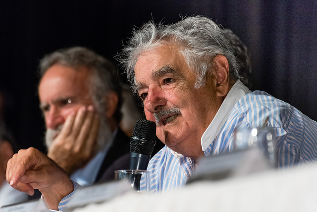 La democracia nunca está terminada: Mujica
