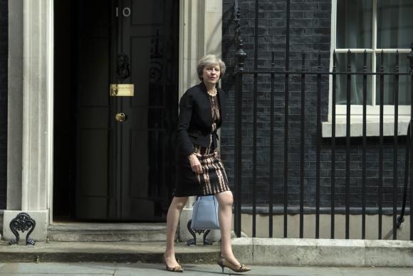 Conheça a futura premier do Reino Unido, Theresa May