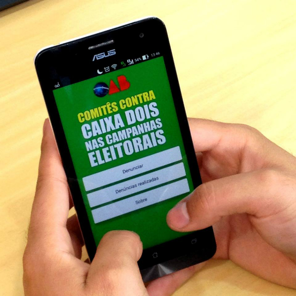 Eleições: Denúncias eleitorais podem ser feitas através de aplicativo