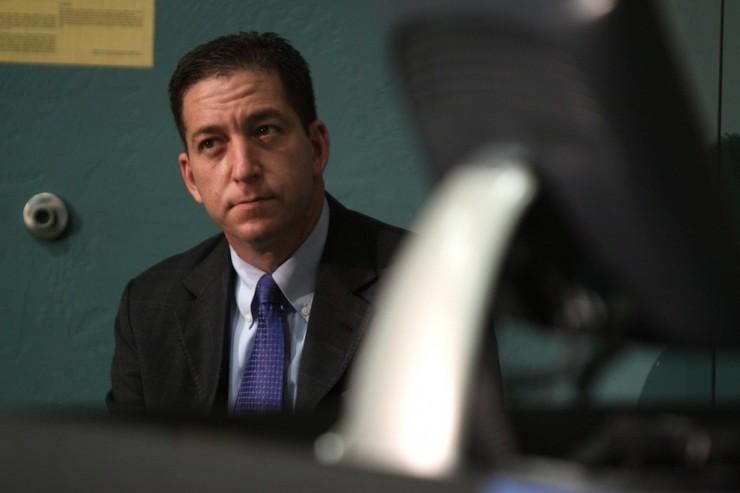 Greenwald lança The Intercept Brasil em português