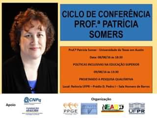 UFPR: Políticas e pesquisa são temas de conferência e aula inaugural