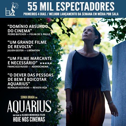 Aquarius: o filme político do momento que você tem que ver