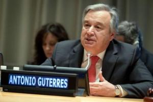 Novo secretário-geral da ONU já tem equipe de transição