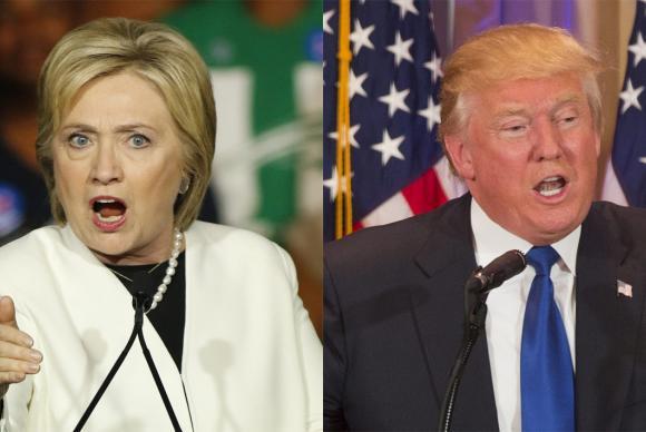 Hillary Clinton e Donald Trump disputam voto a voto na eleição de hoje nos Estados UnidosAgência Lusa
