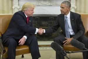 Hoje à noite o presidente Obama faz um último balanço da sua gestão no cargo mais poderoso do planeta, antes de passar o bastão ao seu sucessor, Donald Trump. Agência Lusa/EPA/Michael Reynolds/Direitos Reservados