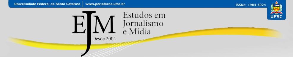 Pesquisadores podem enviar trabalhos até 30 de março para revista Estudos em Jornalismo e Mídia