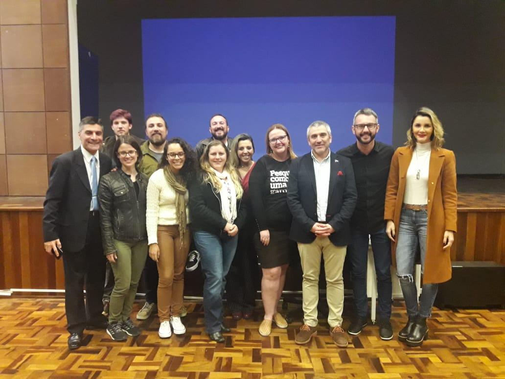 I Seminário Avançado de Comunicação Política  debate pesquisas na área na UFPR, em Curitiba