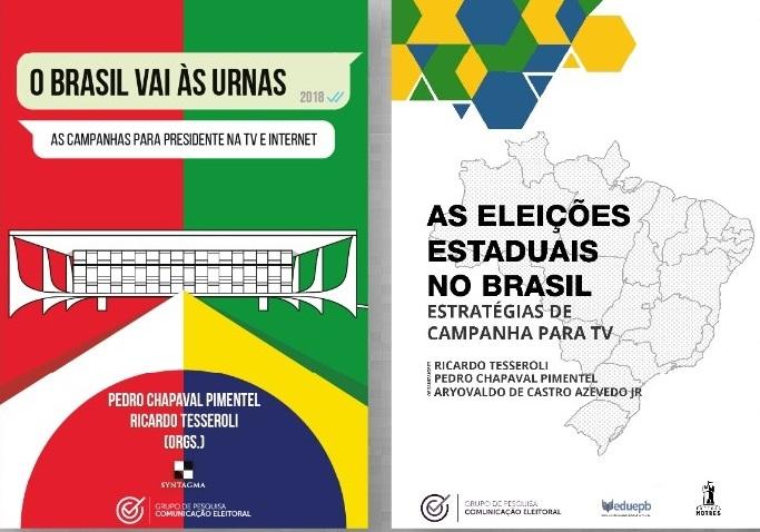 Pesquisadores da UFPR lançam livros digitais sobre campanhas eleitorais