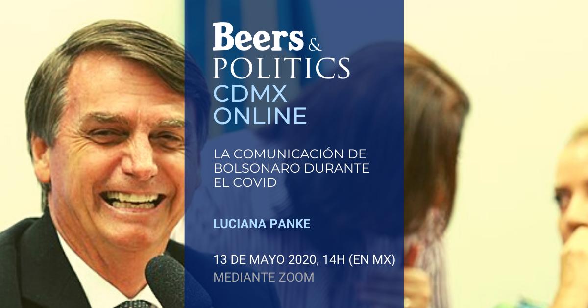 LA COMUNICACIÓN DE BOLSONARO DURANTE EL COVID-19