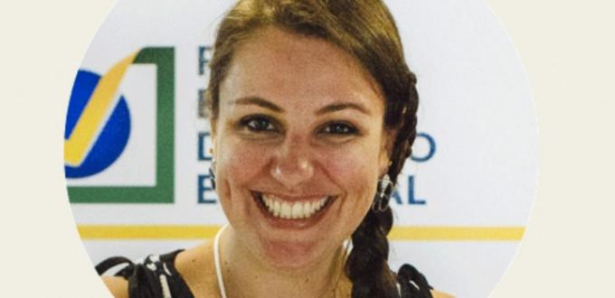 Profª Dra. Ana Cláudia Santeno. Autora de diversas obras, palestrante e observadora eleitoral internacional em distintos países, como EUA, El Salvador e Colômbia. Créditos da foto: Transparência Eleitoral Brasil/Fotos Públicas