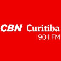 Imagem: Logotipo CBN Curitiba