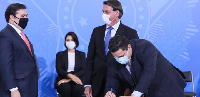 comunicação governamental e pandemia