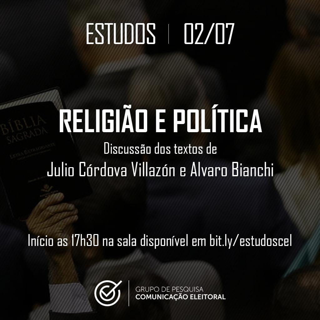 Estudo sobre Religião e Política