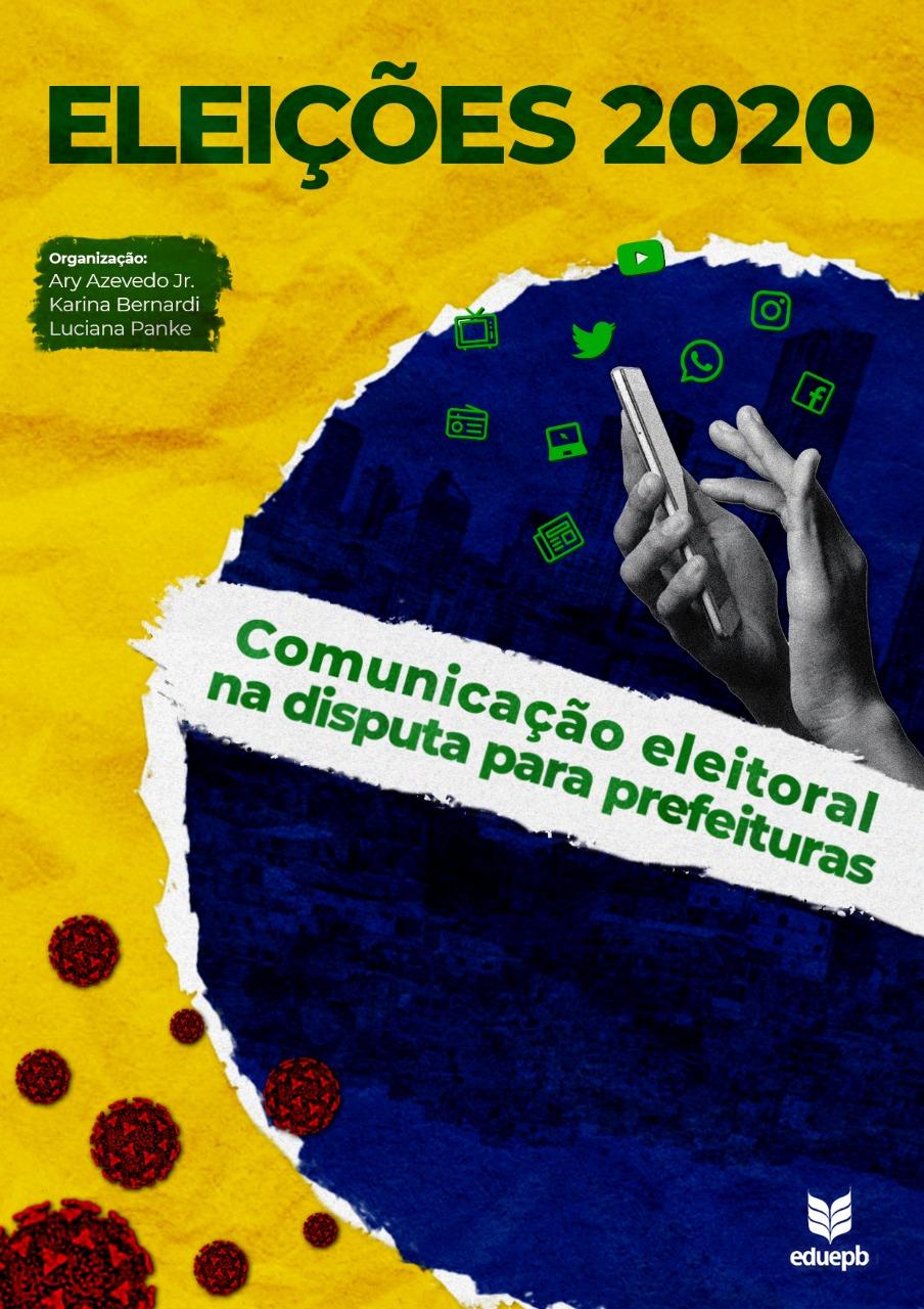 CEL-UFPR lança e-book com estudos sobre as eleições de 2020