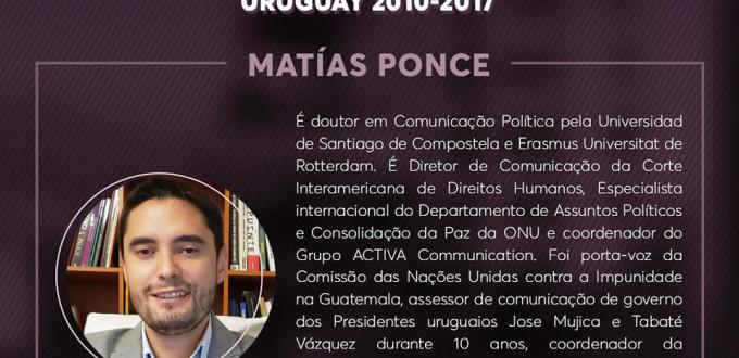 Palestra Matías Ponce