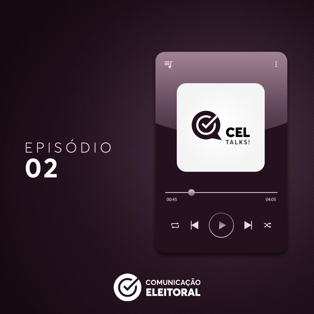 Segundo episódio do CEL Talks entrevista Luciana Lóssio